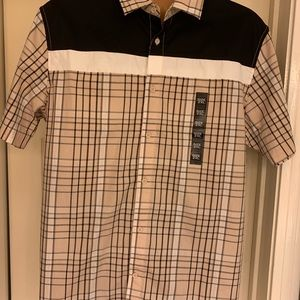 Sean John men's button-up shirt, brand NWT
